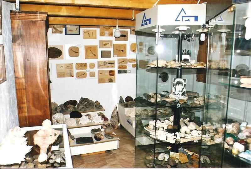 Γενική άποψη Ιδιωτικού μουσείου Λάμπρου Κεσκίνη