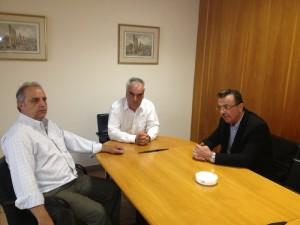 Συνάντηση με Αντιπρόεδρο ΕΛΓΑ