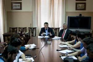 130709_Παρουσίαση προγράμματος ενίσχυσης ΜΜΕ από τον Περιφερειάρχη Κ Μακεδονίας Απόστολο Τζιτζικώστα