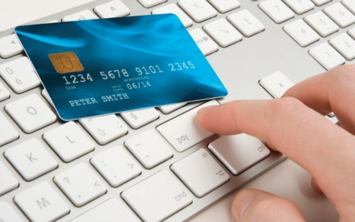 Electronic payment concept
