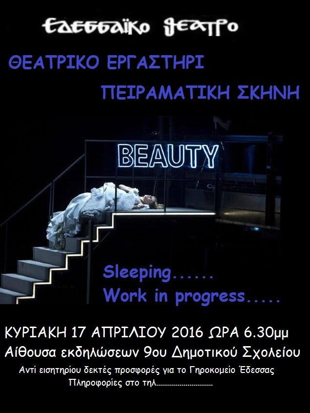αφισα Εδεσαϊκό Θεατρο 2016 - Edessa News f5bbd7c01f1