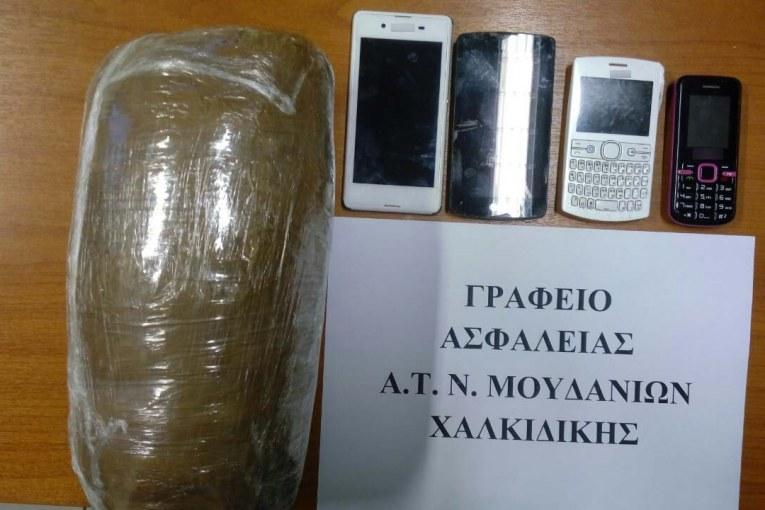 Συνελήφθησαν 6 άτομα στη Χαλκιδική σε δύο διαφορετικές περιπτώσεις για παραβάσεις της νομοθεσίας περί ναρκωτικών