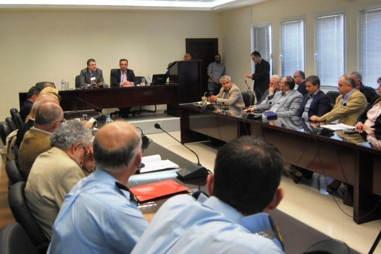 Με πολύπλευρη ατζέντα η επίσκεψη του Περιφερειάρχη Κεντρικής Μακεδονίας Απόστολου Τζιτζικώστα στην Π.Ε. Πέλλας
