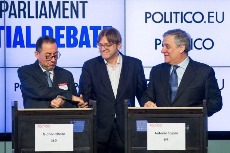 Εκλογή προέδρου στο ΕΚ : Tajani και Pittella θα αναμετρηθούν στον τελευταίο γύρο