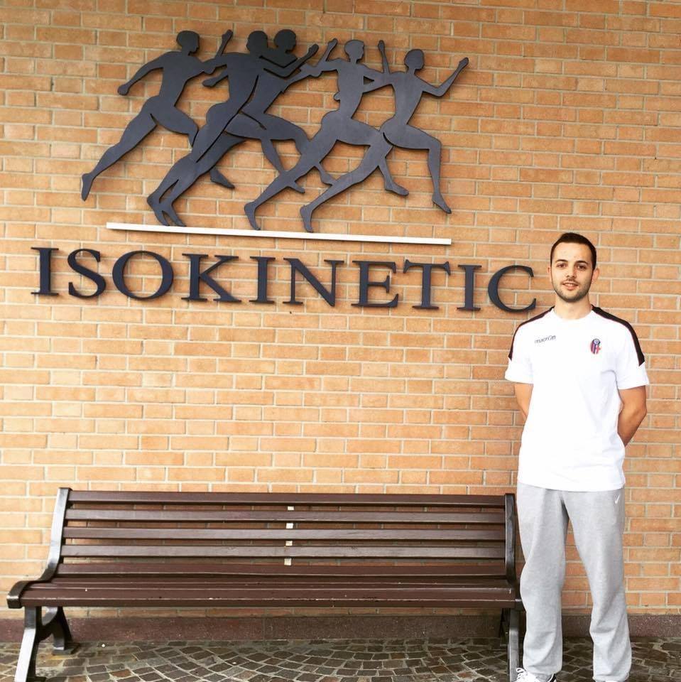 Υπέγραψε στην Ελπίδα Έδεσσας ο 23χρονος Ζαχαρίας Πασχαλίδης Γυμναστής απόφοιτος Τ.Ε.Φ.Α.Α. με Ειδικότητα στην Πρόληψη και Αποκατάσταση Αθλητικών Κακώσεων